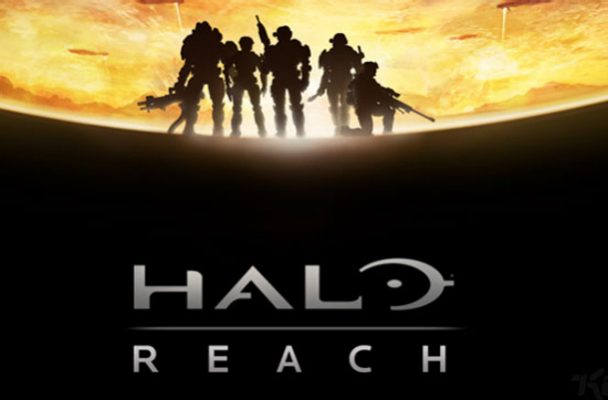 Halo: Reach cropped logo.
