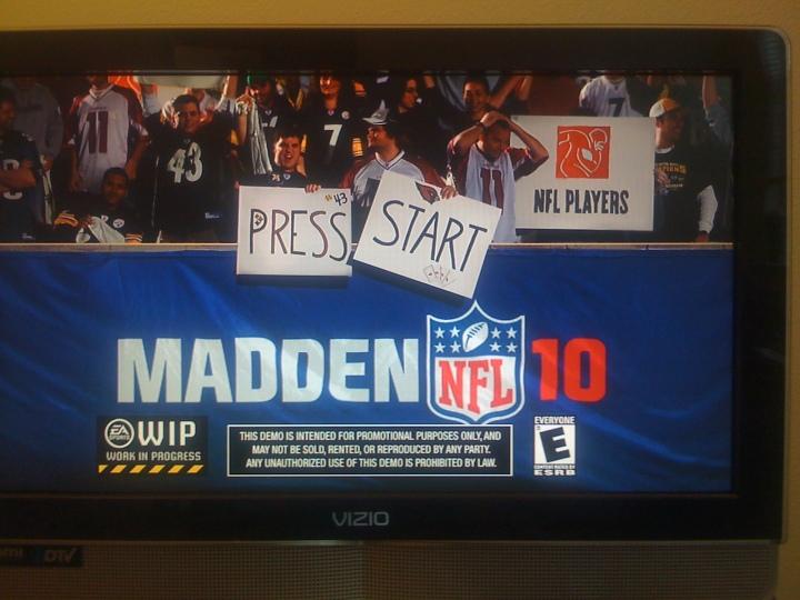 Madden 10