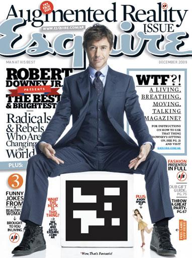 Esquire December