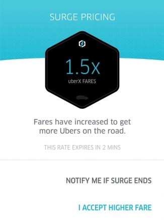 uber-surge